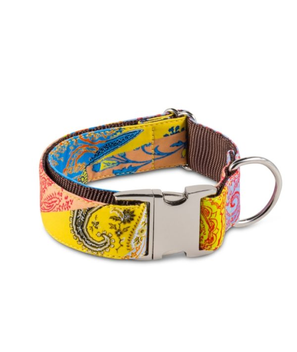 Brott Dog Halsband Textura Aro Large