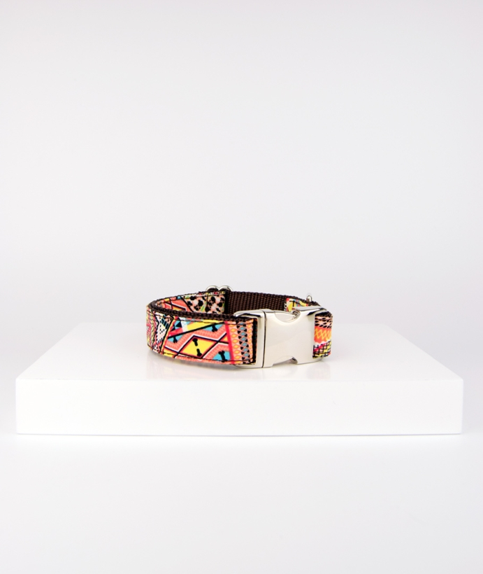 Brott-dog-Halsband-Textura-Barcelona-Small