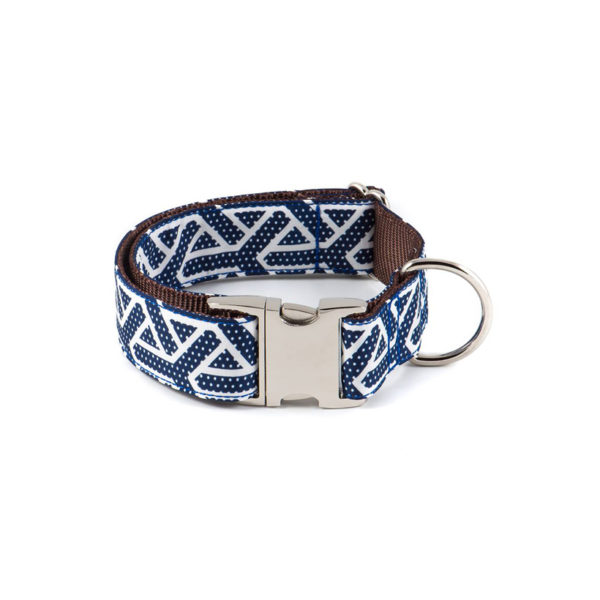Brott Dog Halsband Textura Tamariu Large