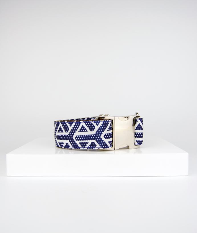 Brott-dog-Halsband-Textura-Tamariu-Medium