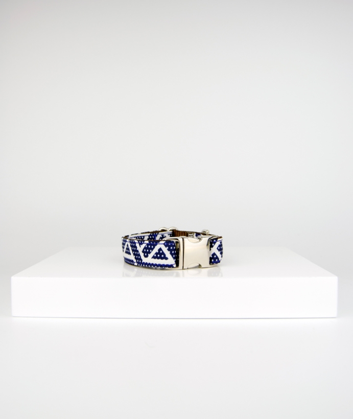 Brott-dog-Halsband-Textura-Tamariu-X-Small