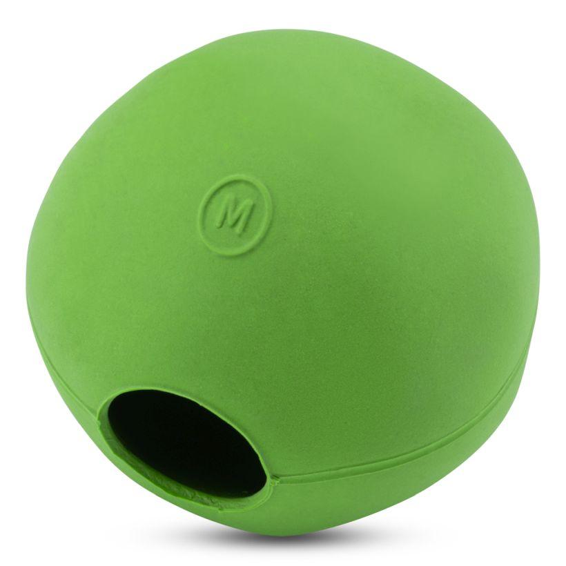 Beco Hundespielzeug Ball Grün