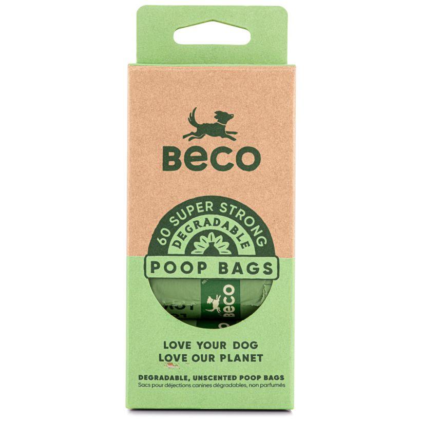 Beco Kotbeutel – Verpackung 60 Stück