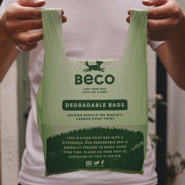 Beco Kotbeutel mit Griff – Füllmenge