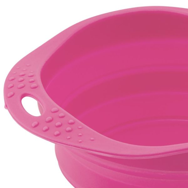 Beco Reisenapf Pink Nahansicht