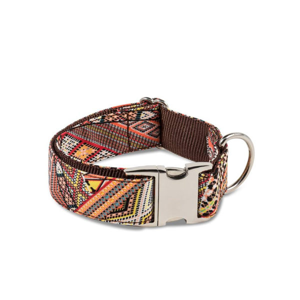Brott Dog Halsband Textura Barcelona Large