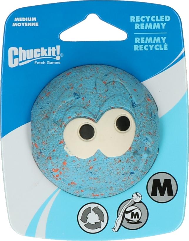 Chuckit-Hundespielzeug-Ball-Remmy-Blau-Verpackung
