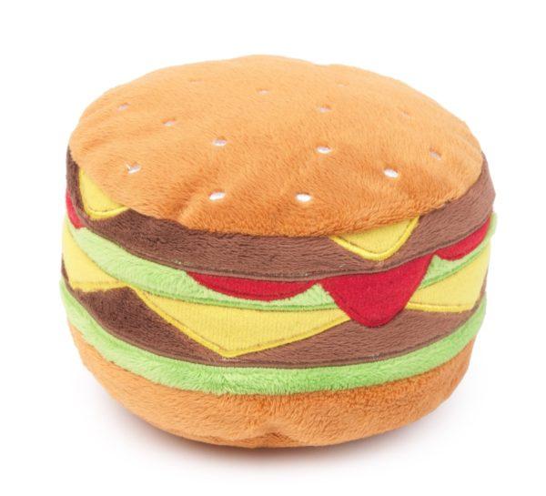 Fuzzyard Hundespielzeug Hamburger