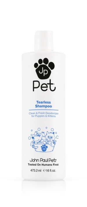 John Paul Pet Tearless Shampoo