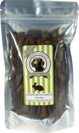Pepper's Choice Kauartikel Kaninchenfleisch Sticks