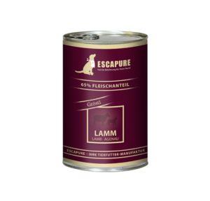 Escapure-Nassfutter-Lamm-Groestl-400g