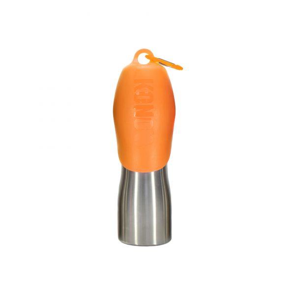 Kong H2O Wasserflasche orange 750ml