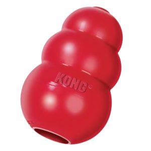Kong Hundespielzeug Classic Rot
