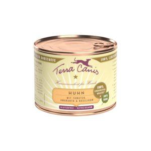 Terra-Canis-Nassfutter-Classic-Huhn-200g