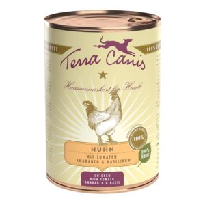 Terra Canis Nassfutter Classic Huhn 400g