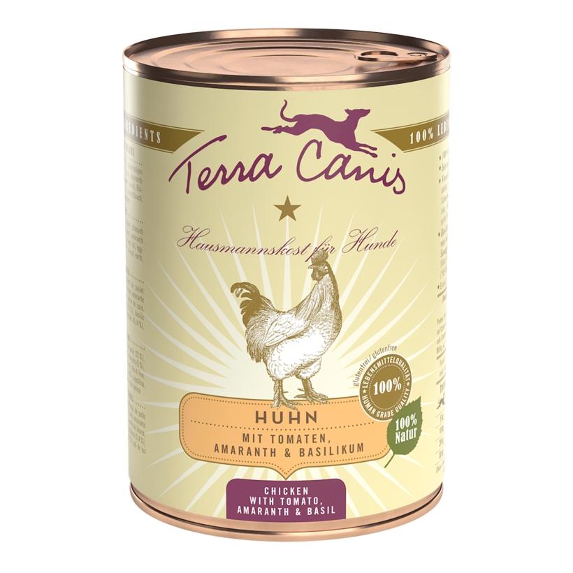 Terra-Canis-Nassfutter-Classic-Huhn-400g