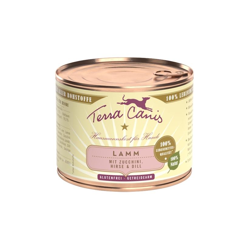 Terra-Canis-Nassfutter-Classic-Lamm-200g