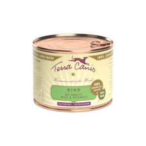 Terra-Canis-Nassfutter-Classic-Rind-200g