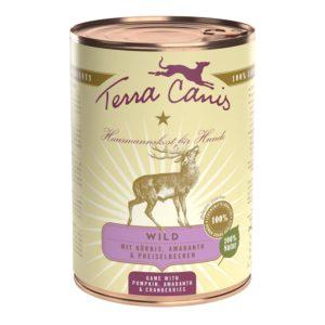 Terra-Canis-Nassfutter-Classic-Wild-400g