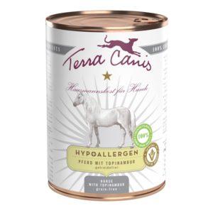 Terra-Canis-Nassfutter-Hypoallergen-Pferd-400g