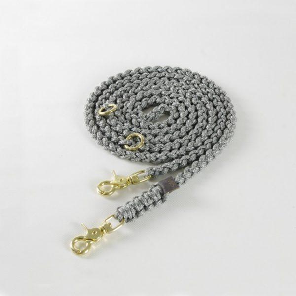Molly & Stitch Leine Maritime Grey Gold