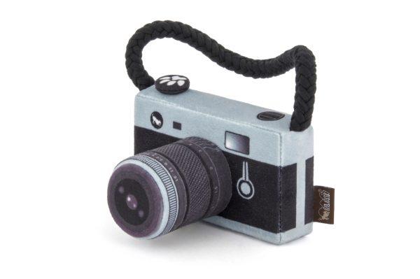 P.L.A.Y. Plüschspielzeug Globetrotter Collection Kamera